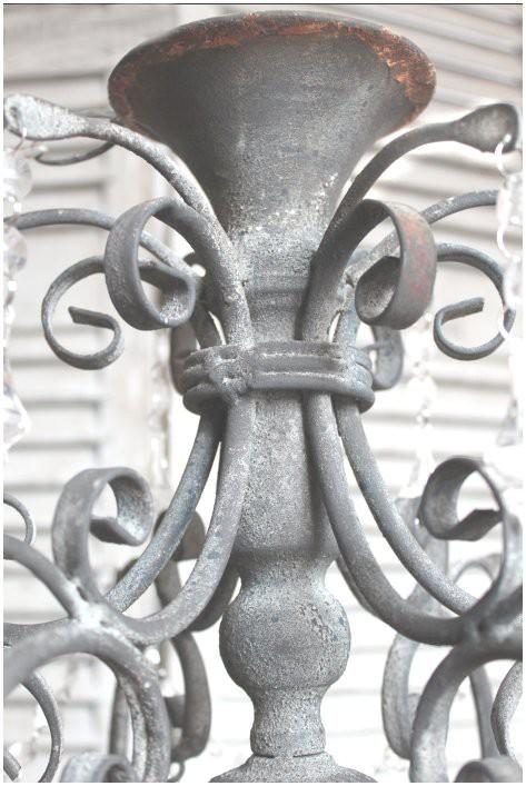 h ngelampe lampe shabby chic mit patina haus garten shabby antik aussehend lampen. Black Bedroom Furniture Sets. Home Design Ideas