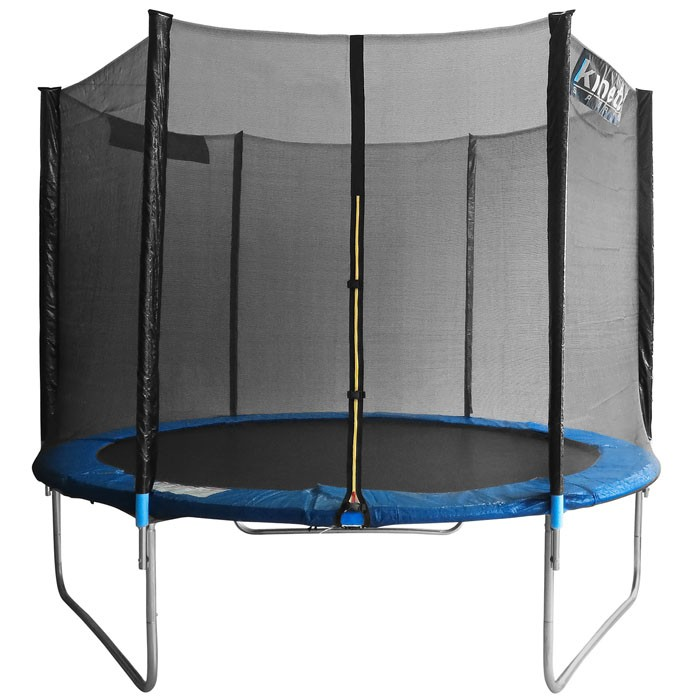 trampolin 250cm inkl netz bis 150kg wellness und fitness. Black Bedroom Furniture Sets. Home Design Ideas
