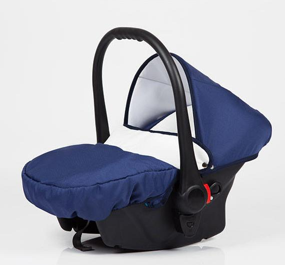kombikinderwagen mila 3in1 inkl autositz 10 farben baby. Black Bedroom Furniture Sets. Home Design Ideas